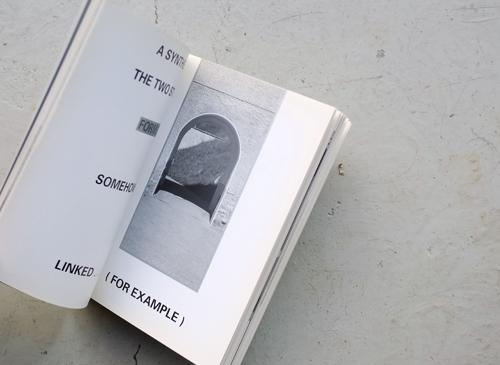 John Baldessari + Lawrence Weiner: The Metaphor Problem Again
