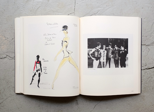 イヴ・サンローラン 展 モードの革新と栄光 図録