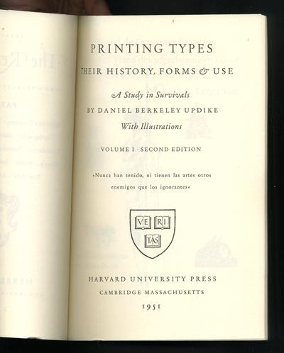 Hermann Zapf: Typographic Variations